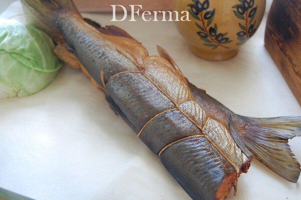 Купить горбушу горячего копчения   Горбуша горячего копчения славится своим аппетитным красновато-золотистым оттенком ..