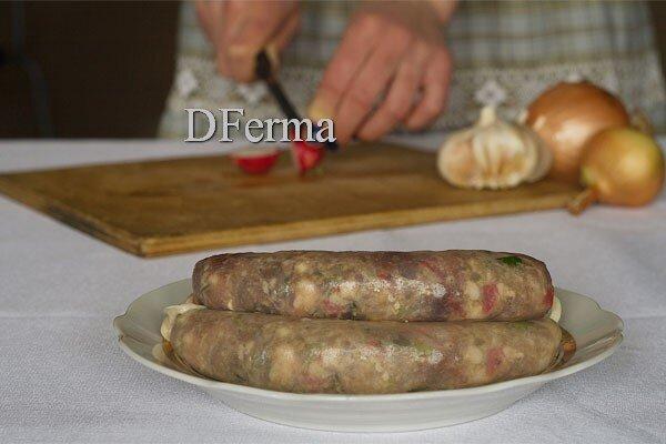 колбаски-купаты из свинины с говядиной Особый вид сырых колбас, нуждающихся в кулинарной обработке. Самая популярная «..