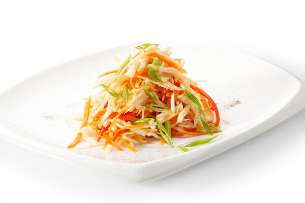 Вкусное и сочное блюдо, которое богато сезонными витаминами, помогающие справиться с авитаминозом! Натуральная домашня..