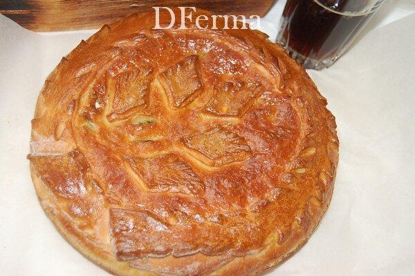 Пирог со шпинатом и брынзой Пирог со шпинатом и брынзой это отличное решение для полезного перекуса. Сочетание и полез..