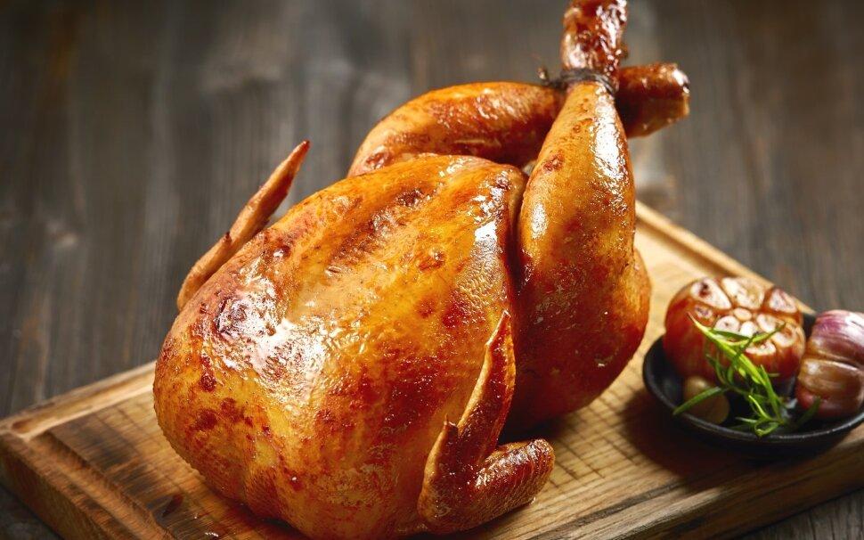 Купить копченого цыпленка корнишон (фермерского) Копченый цыпленок корнишон (фермерский) получается сочной, с аппетитн..