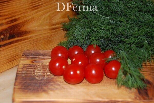 Помидоры черри Помидор черри, кроме своих отличных вкусовых качеств, обладает еще множеством полезных свойств. И это н..