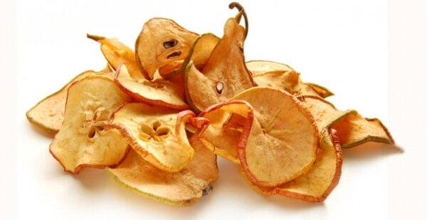 Груша сушеная Сушеная груша богата клетчаткой, йодом, витаминами С, В1, Р, РР и провитамином. А. А благодаря большому ..