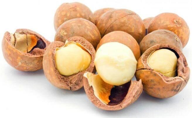 Орехи макадания в скорлупе Антиоксидантные свойства ярко проявляются в масле макадамии – его употребляют при нарушении..