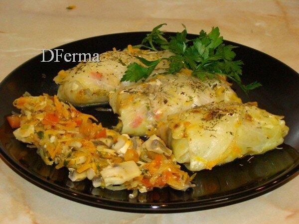 Домашние и вкусные голубцы с питательной, но легкой начинкой. Блюдо, которое придется по вкусу вегетарианцам, детям, и..